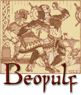 an analysis of beowulf during the anglo saxon period But these topics are the most basic for an analysis of the backdrop of beowulf beowulf was written in a unique time period in anglo saxon history.