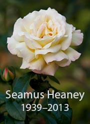 Seamus Heaney 1939-2013