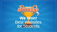 Named in Best of the Web by Shmoop